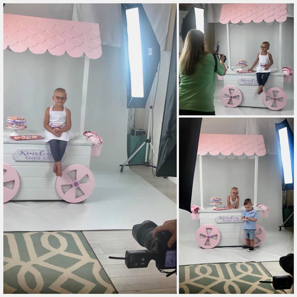 Kinsley Photo Shoot