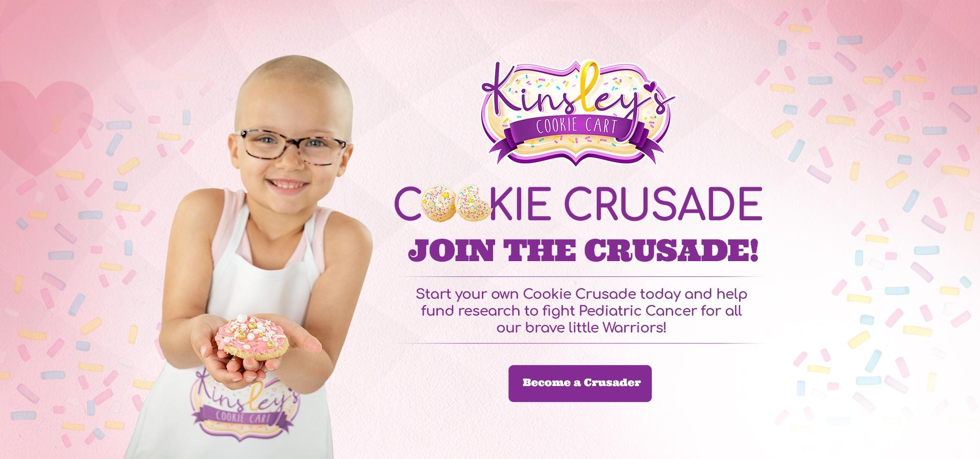 Cookie Crusade banner