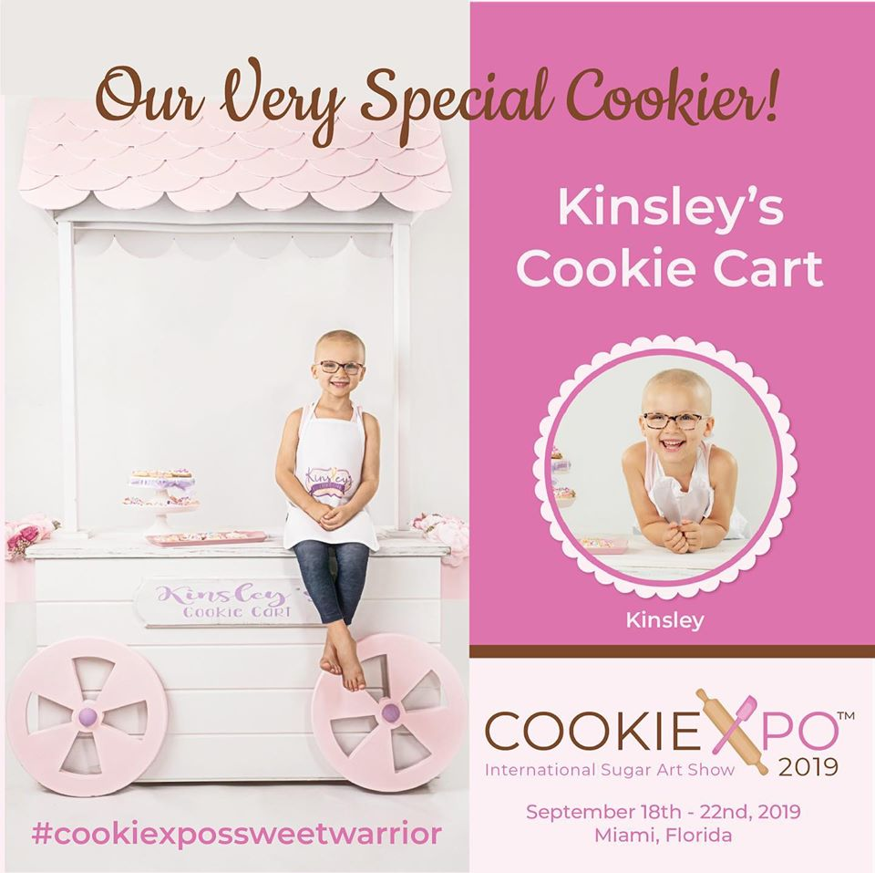 Cookie Expo Announcement